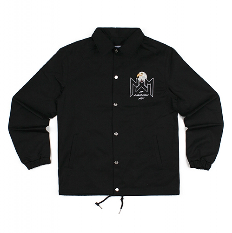 [NASTY PALM] NLC WORKJACKET (BLK)