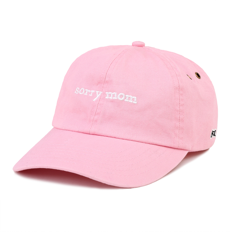 [$ SHOP SALE] [PESOSX] SORRY MOM HAT (PINK)