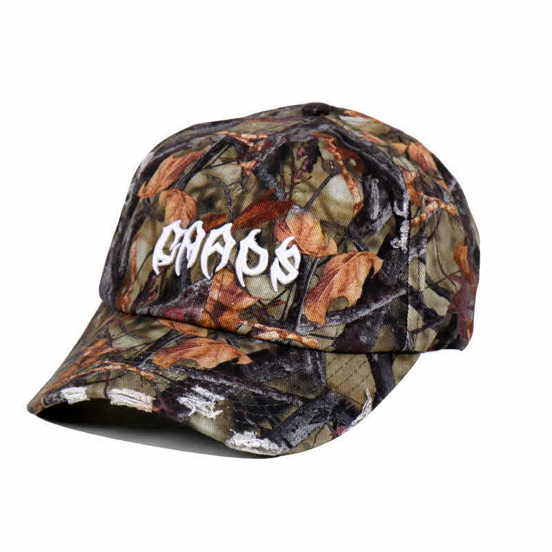 [PESOSX] CHAOS DISTRESSED HAT