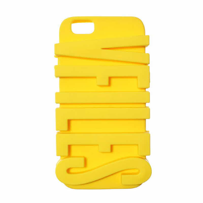 [VFILES] VFILES iPHONE 6 & 6s CASE - YELLOW
