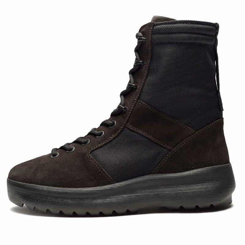 [YEEZY] MENS MILITARY BOOT ONYX SHADE