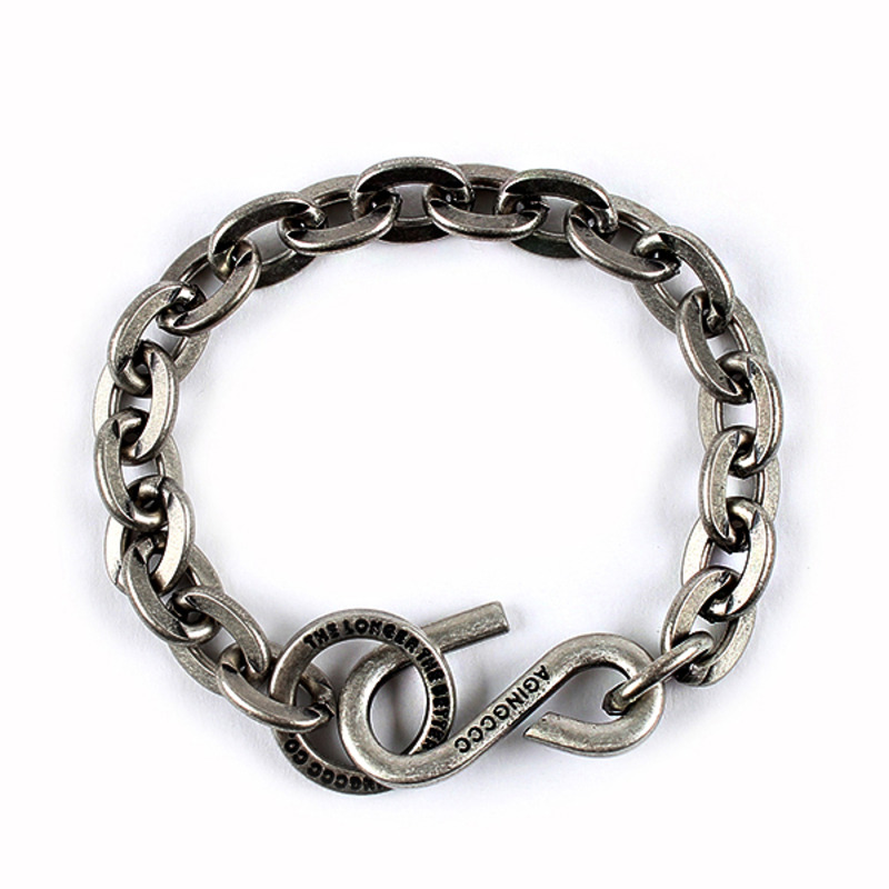 [AGINGCCC]  Ms. 13# 19XX CHAIN BRACELET 225VS