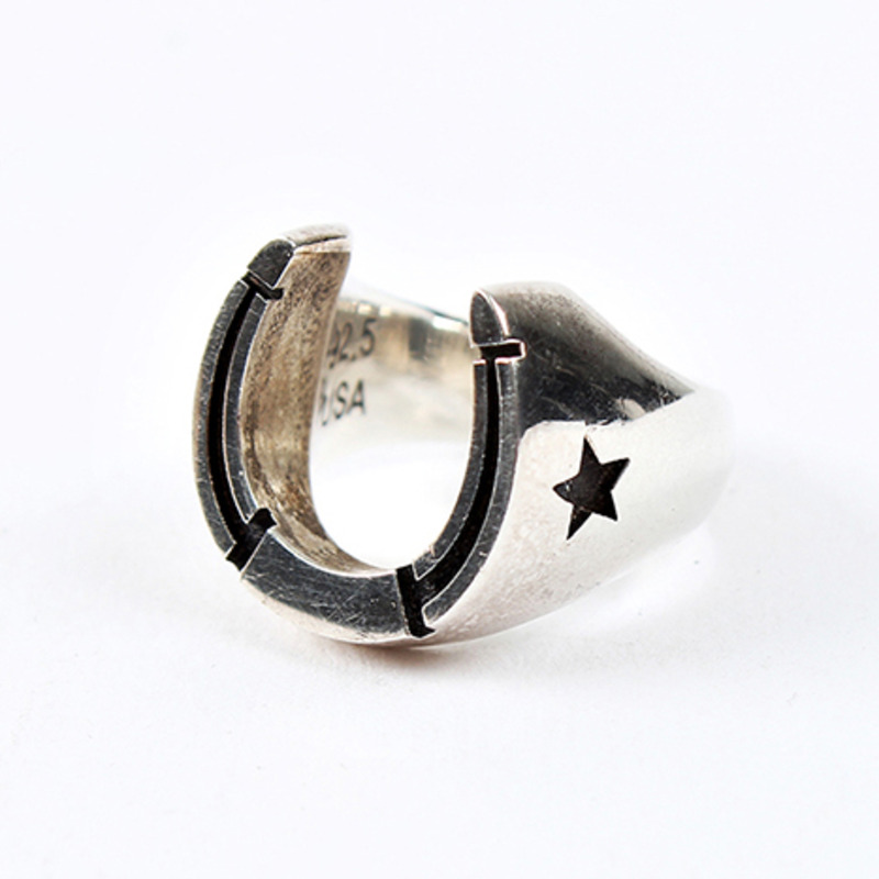 [AGINGCCC]  Ms. AGINGCCC X BLESSBELL STAR HS SILVER RING