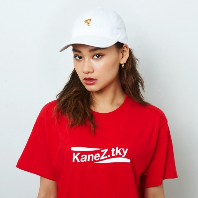 [$ SHOP SALE] [KANEZ] PIZZA OF PROVIDENCE POLO CAP WHITE