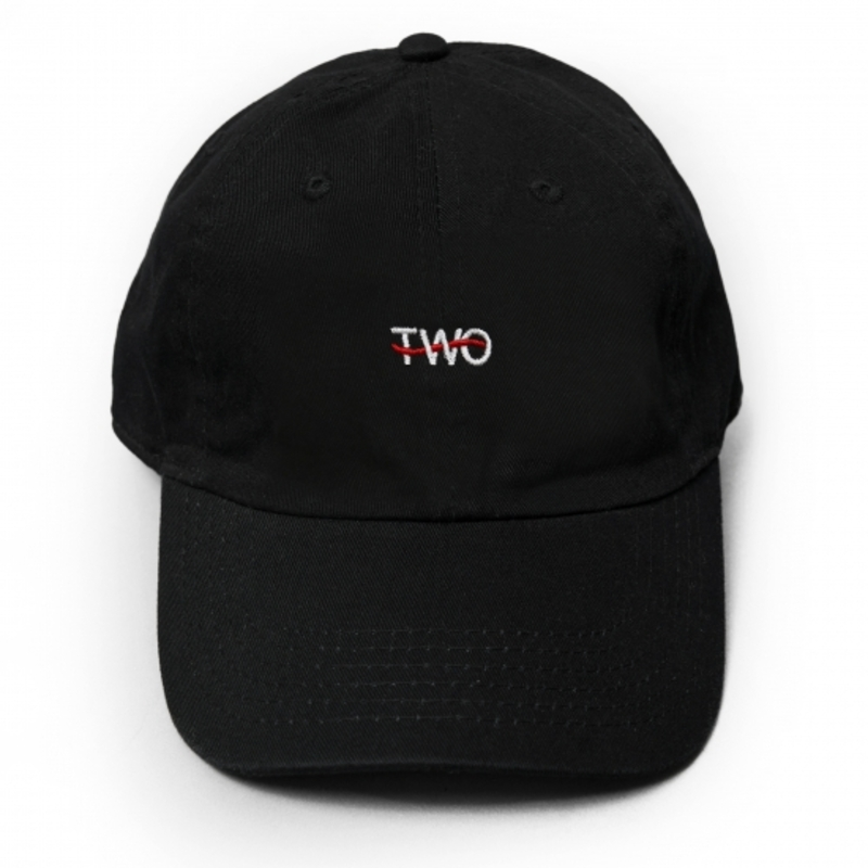[KANEZ] THE 2ND ANNIVERSARY POLO CAP BLACK