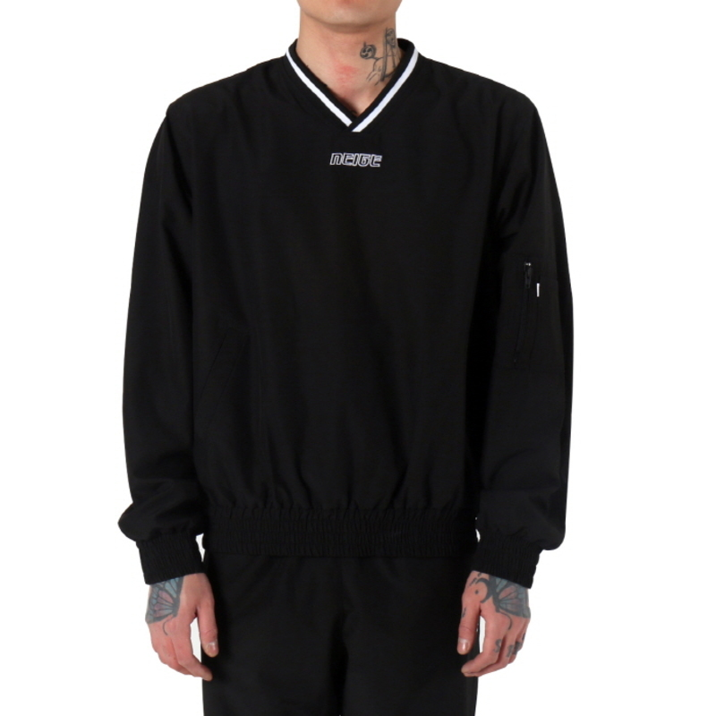 [$ SHOP SALE] [NEIGE] 90 PULLOVER JACKET (BLACK)