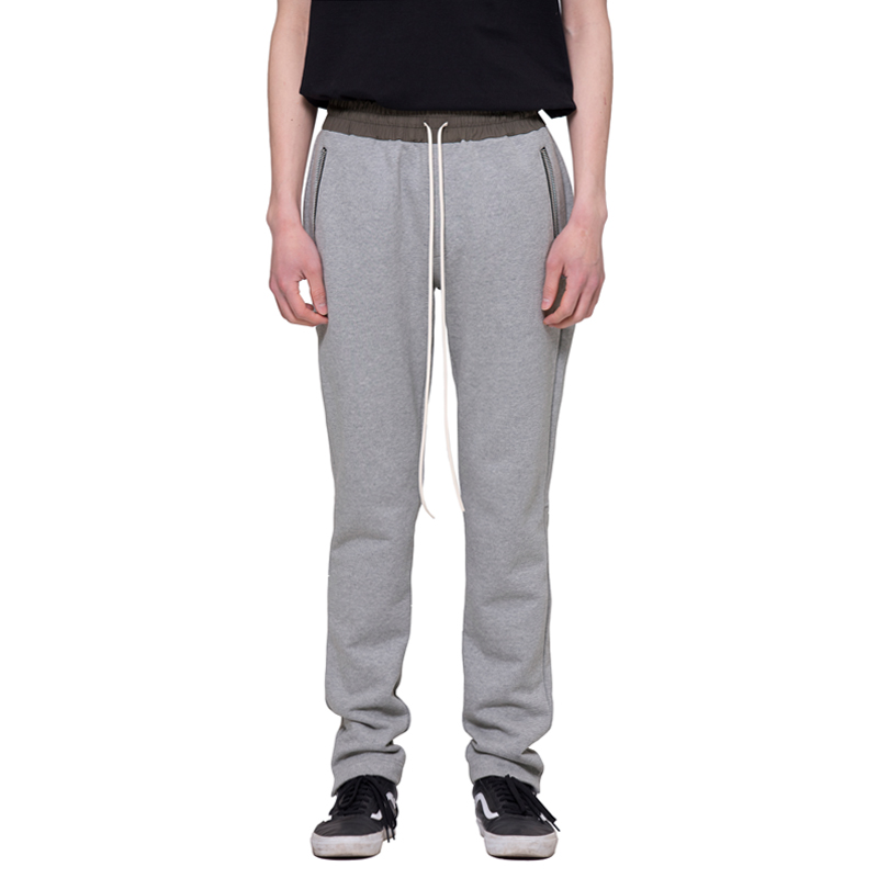 [RCNP] STRAIGHT PANTS (GRAY)