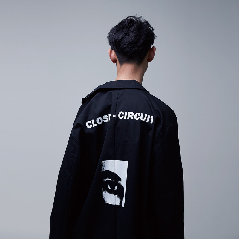 [51PERCENT] CLOSED - CIRCUIT SINGLE COAT (BLACK)