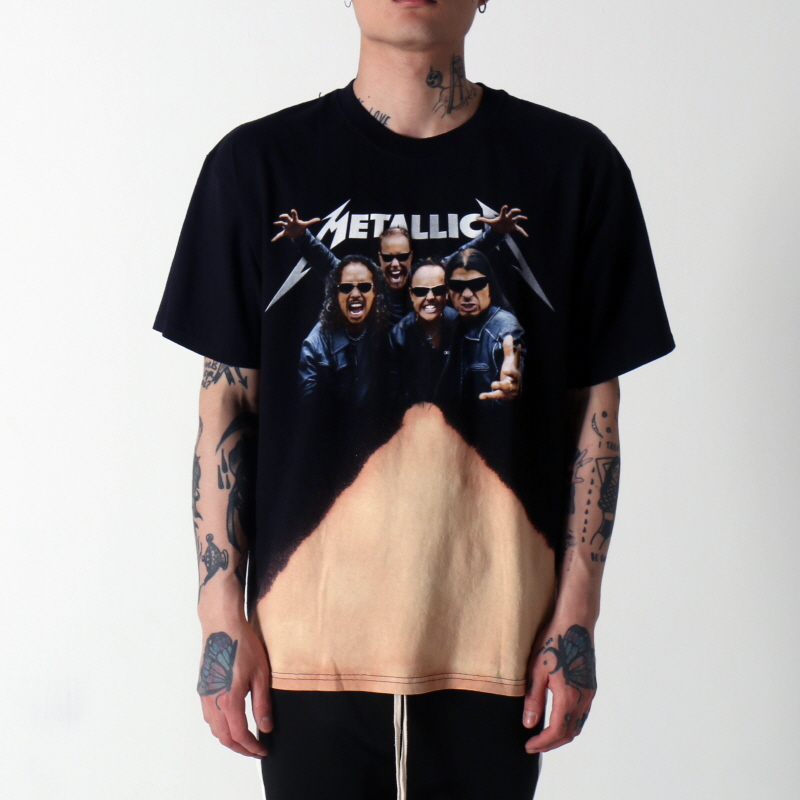 [$ SHOP SALE] [VINTAGE WEAR LA] METALLICA WORLD MAG TOUR TEE