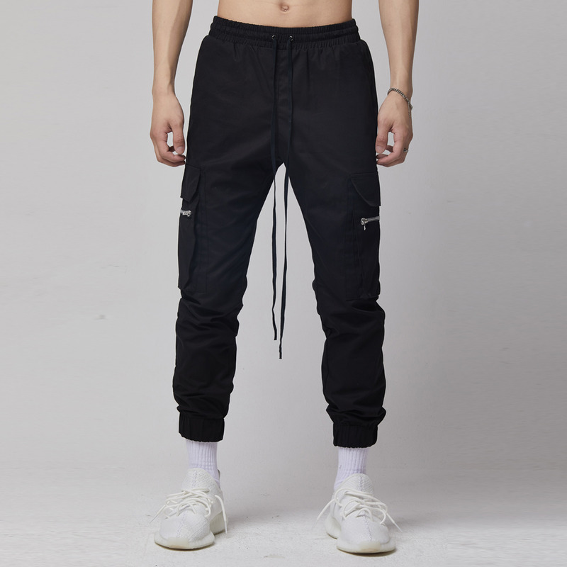 [TAKEASY] CARGO JOGGER PANTS