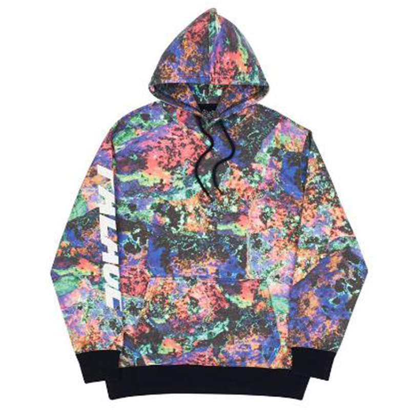 [쿠드그라스 연말 FINAL SALE] [PALACE] SPACE NUG HOOD (MULTI)