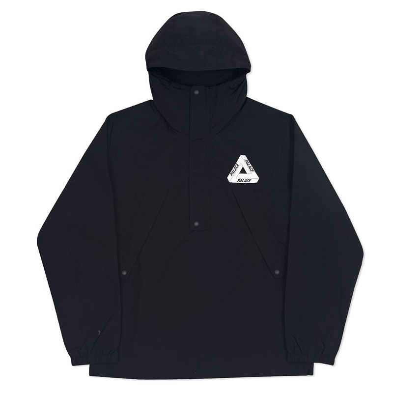 [PALACE] SMERK JACKET (BLACK)