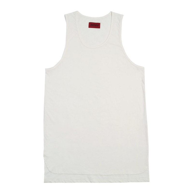 [DEADEND] IVORY LAYERED SLEEVELESS