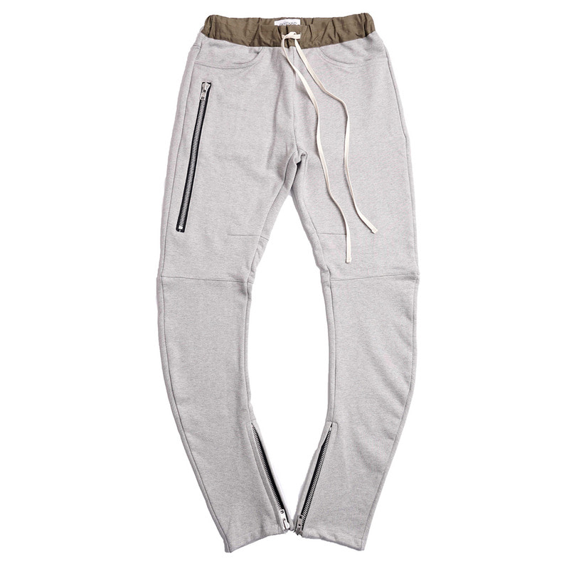 [DEADEND] GREY J- DRAWSTRING PANTS