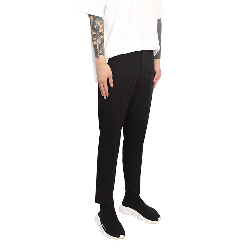 [CLACO] SLIM SLACKS V1 (BLACK)