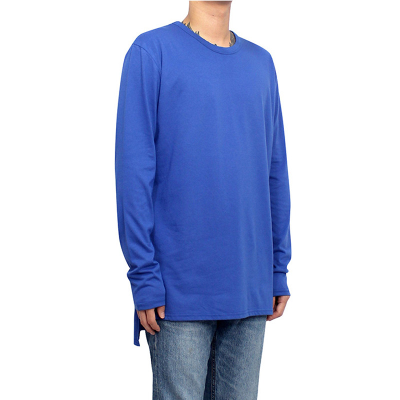 [CLACO] LONG STAIRS SLEEVE V2 (BLUE)