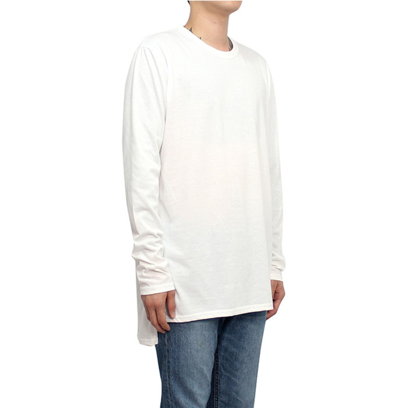 [CLACO] LONG STAIRS SLEEVE V2 (WHITE)