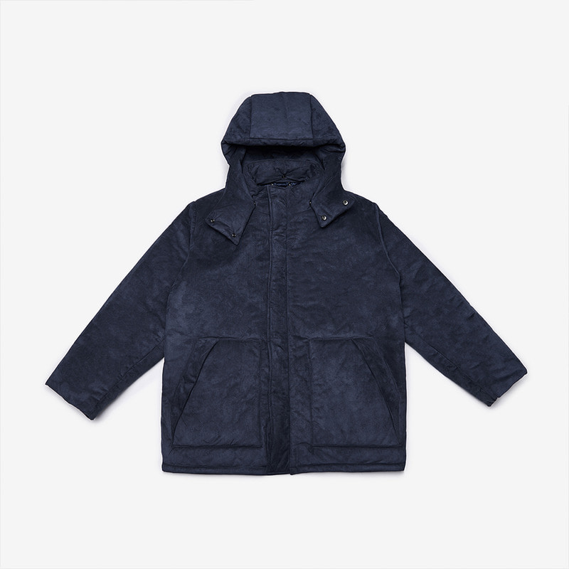 [DPRIQUE] OVERSIZED PADDING - NAVY