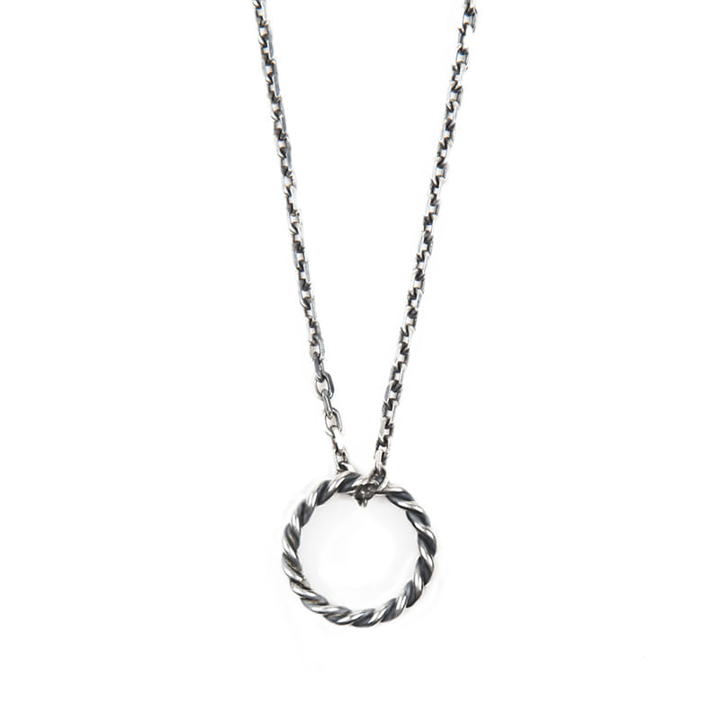[AGINGCCC] 127# USN ROPE NECKLACE