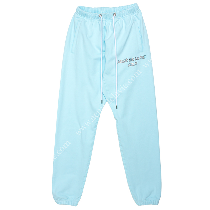 [ACME DE LA VIE] ADLV TRAINNING BOTTOM SKY BLUE 스카이 블루 트레이닝 하의