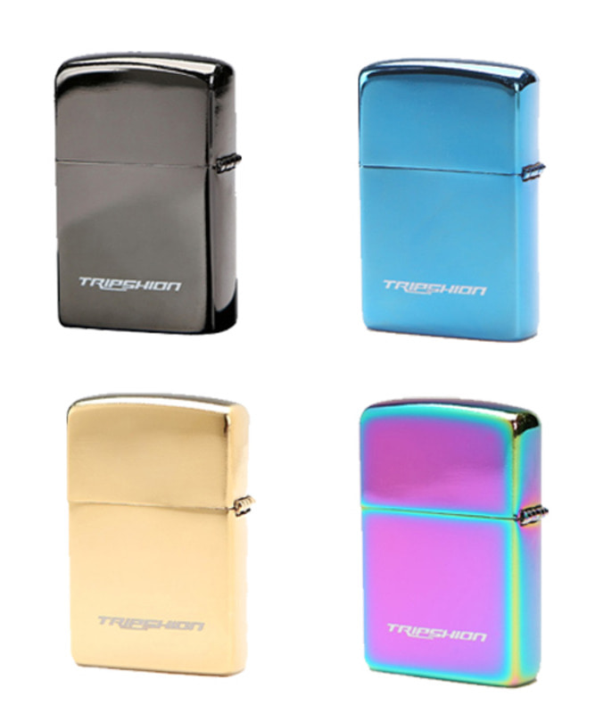 [TRIPSHION] ONETOUCH LIGHTER - 4COLORS