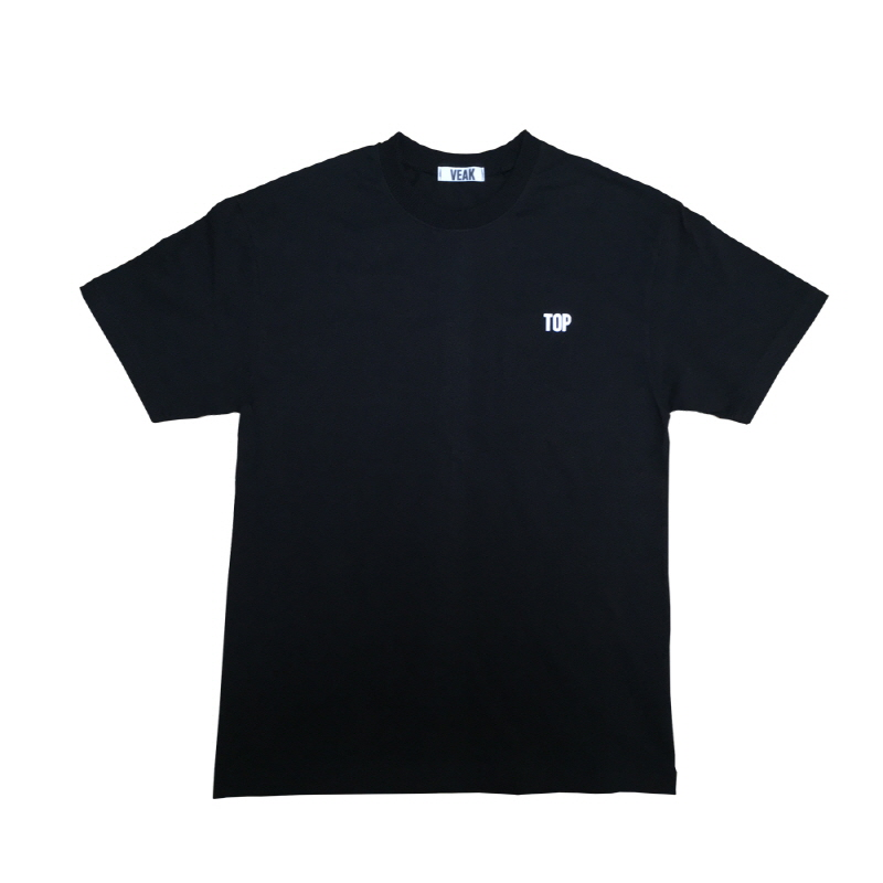 [VEAK] EP.4 ADULT T-SHIRT / B (BLACK)