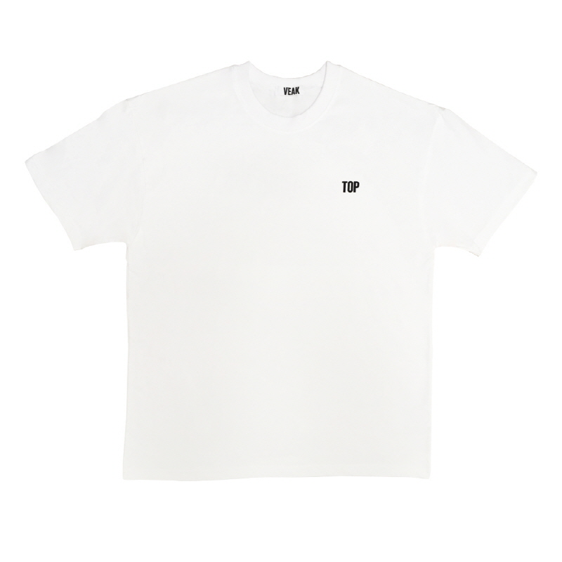 [VEAK] EP.4 ADULT T-SHIRT / A (WHITE)