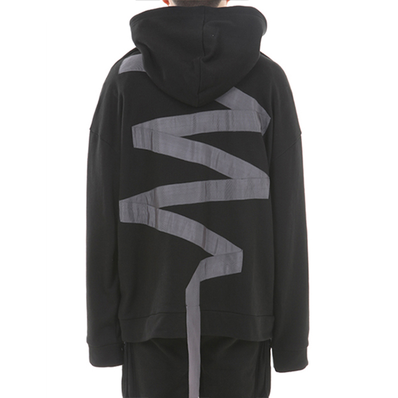 [LANG VERSIO] 131 BACK POINT HOODY