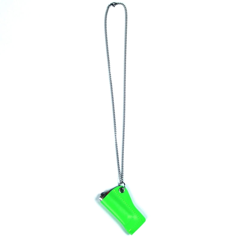[RADIOS] LIGHTER NECKLACE TRACK.4(GREEN)