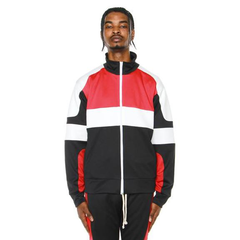 [EPTM] MOTOCROSS JACKET (BLACK/RED/OFF WHITE)