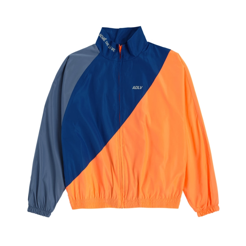 ADLV REFLECTIVE SETUP JACKET BLUE