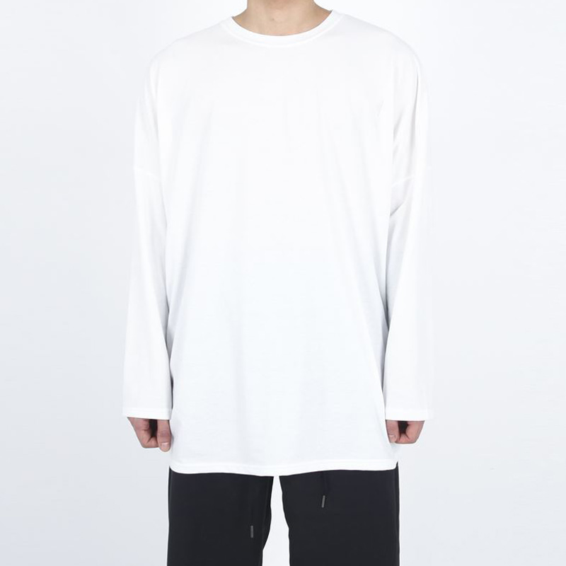 LONG SLEEVE (WHITE)
