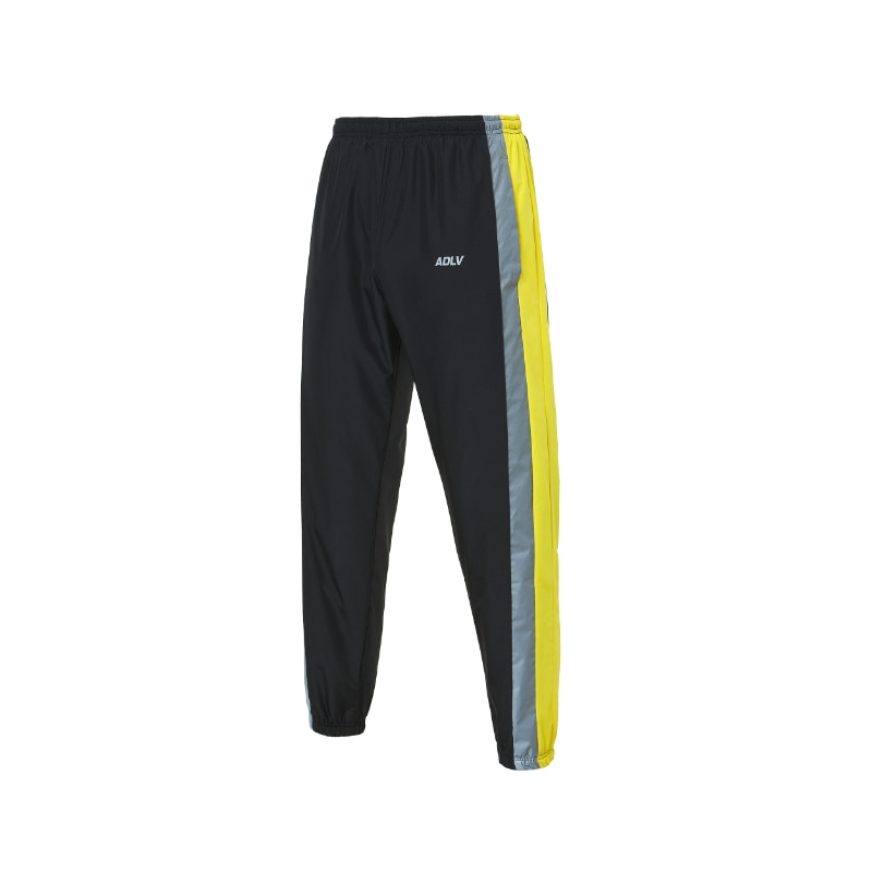ADLV REFLECTIVE LOGO PANTS YELLOW