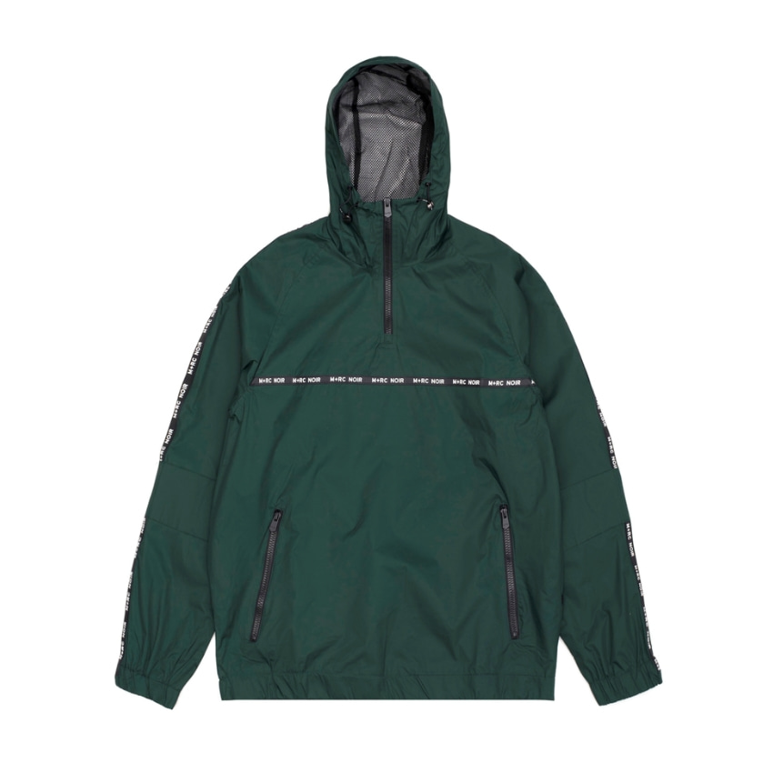 MILLENUM TRACK JACKET GREEN