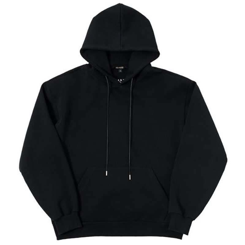 BASIC LOGO SWEATSHIRTS (BLACK)