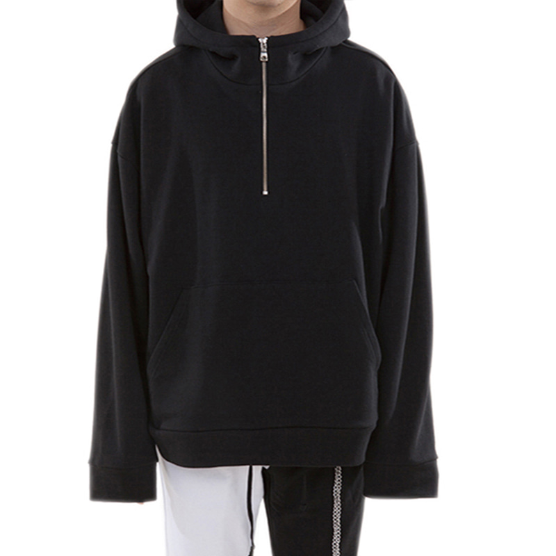 139 TURTLE HOODY (BLACK)