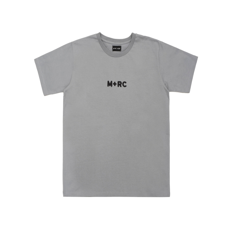 BIG M T-SHIRT GREY