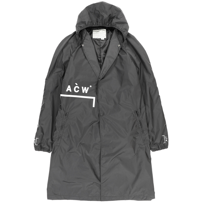 ACW STORM COAT (BLACK)
