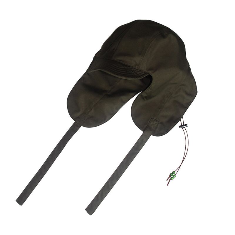 LOVE YOURSELF TROOPER HAT TRACK.7 (KHAKI)
