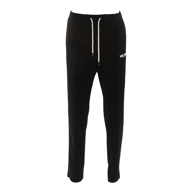 VR24K LOGO TRACK PANTS (BLACK)