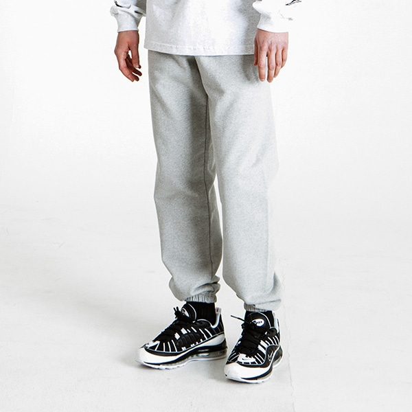 BASIC GREY SWEAT PANTS