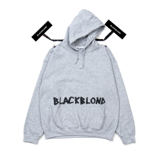 BBD INNOCENT CRIME HOODIE GRAY