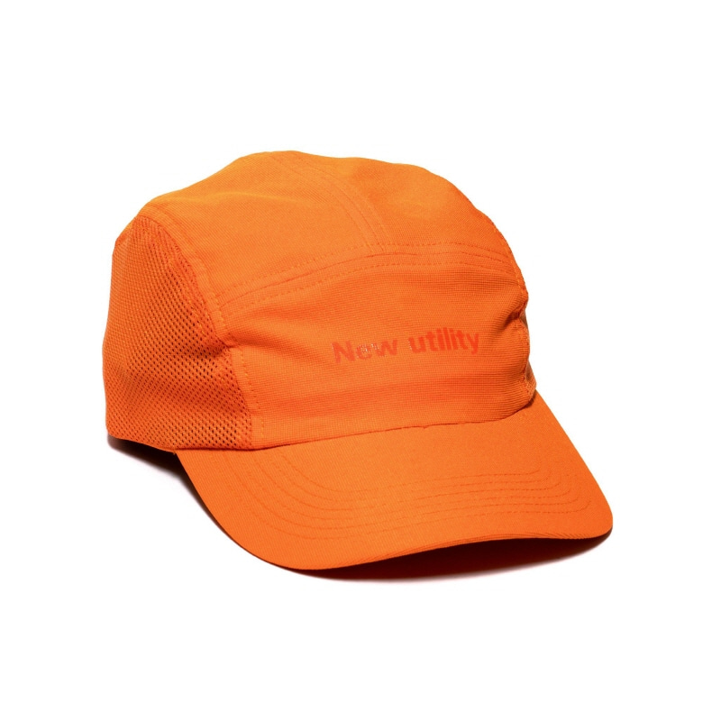 DUAL FABRIC CAP SAFETY ORANGE