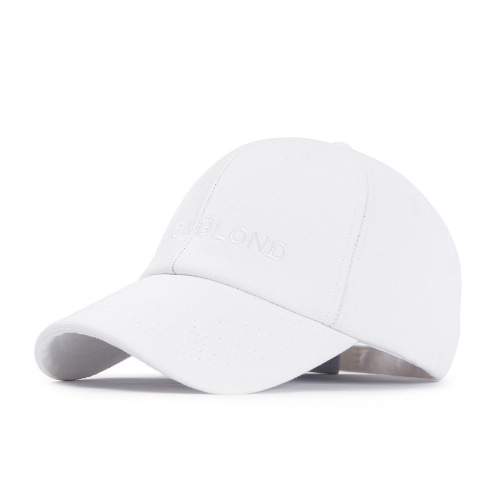 BBD SOLID OXFORD CLASSIC LOGO CAP WHITE