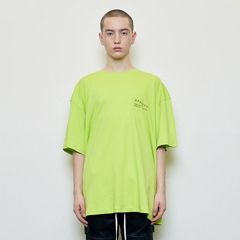 OVERSIZED VISIBLE T-SHIRT (NEON)