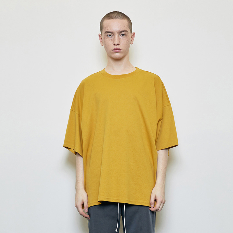 OVERSIZED T-SHIRT (YELLOW)