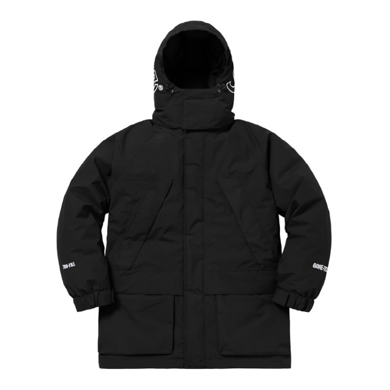 GORE-TEX 700 FILL DOWN PARKA BLACK