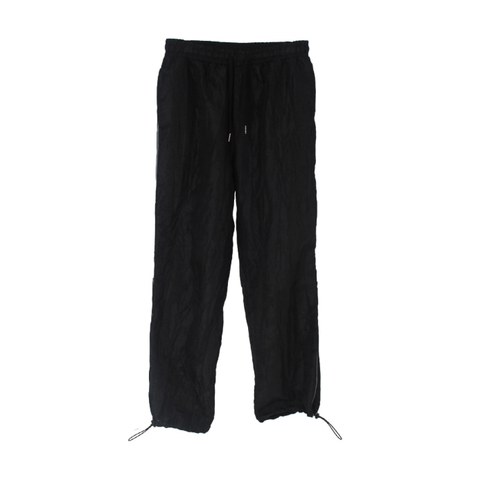 MAGIC SHOP PLEATED PANTS TRACK.2 BLACK