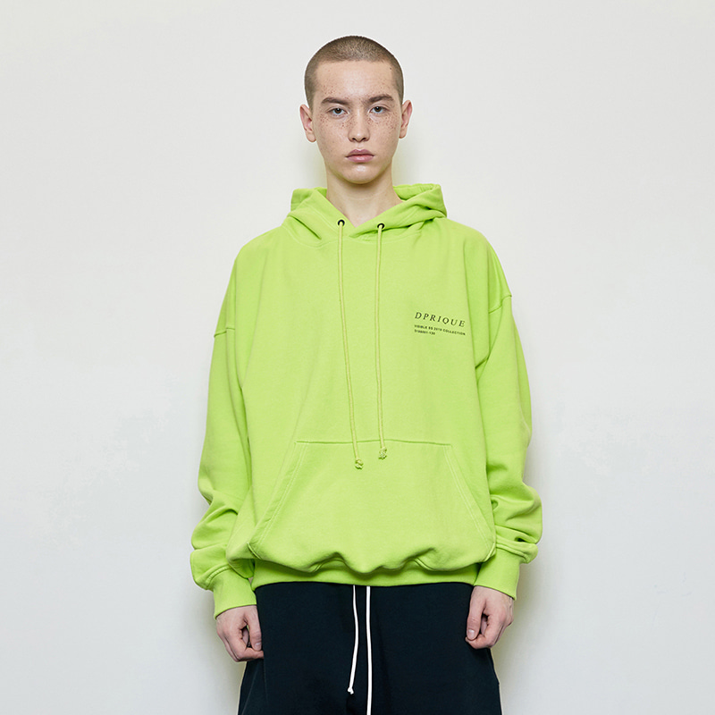 OVERSIZED VISIBLE HOODIE (NEON)