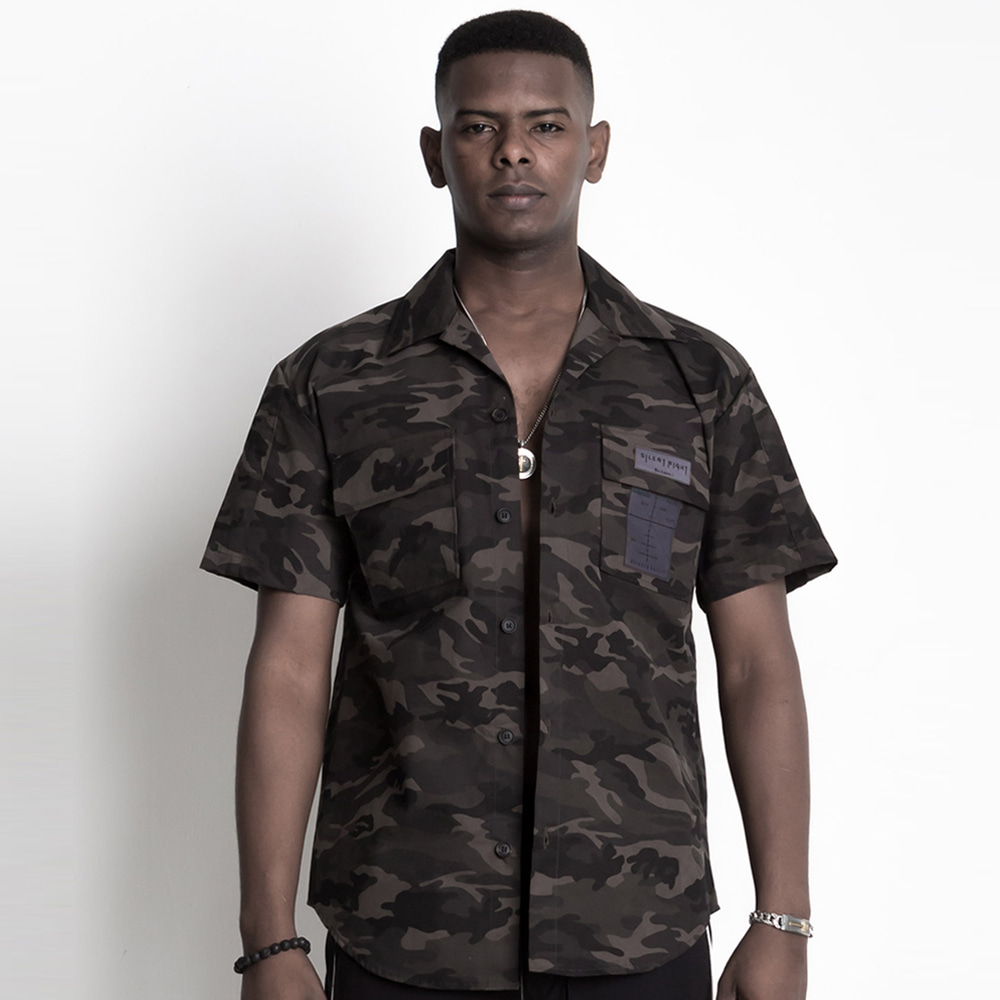 S.N MILITARY SHORT SLEEVE SHIRTS